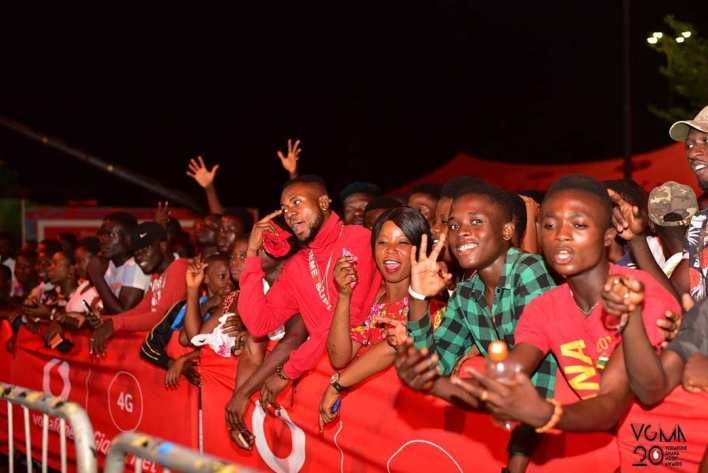 Photos: What went on at 2019 Vodafone Ghana Music Awards ...