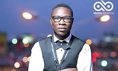 Akesse Brempong throwbacks on his maiden album ahead of new album release