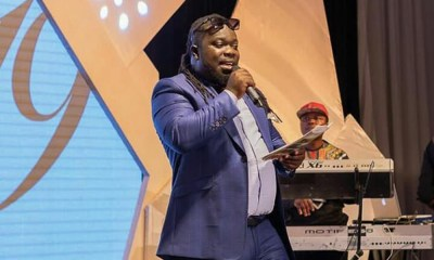 MUSIGA President Obour hails Okyeame Kwame's 'Made in Ghana' album