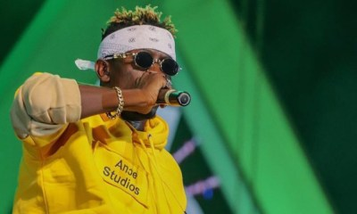 Shatta Wale joins the league of show offs; releases list of Jamaican collabos