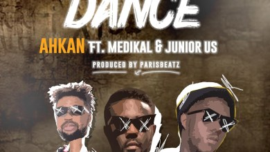 Photo of Audio: Obama Dance feat. Medikal & Junior US by Ahkan