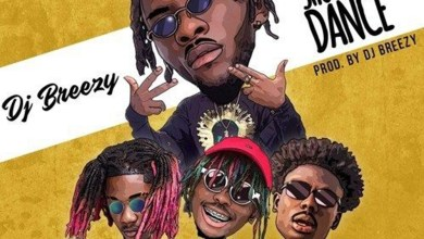 Photo of Audio: Shoulder Dance by DJ Breezy feat. Twitch, Kofi Mole & Dahlin Gage