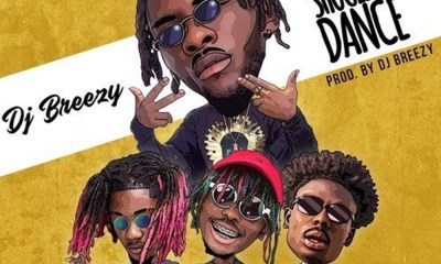Shoulder Dance by DJ Breezy feat. Twitch, Kofi Mole & Dahlin Gage