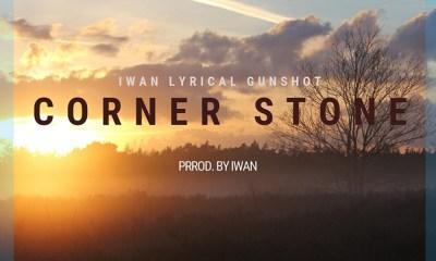 Corner Stone (Corner Tone Riddim) by IWAN
