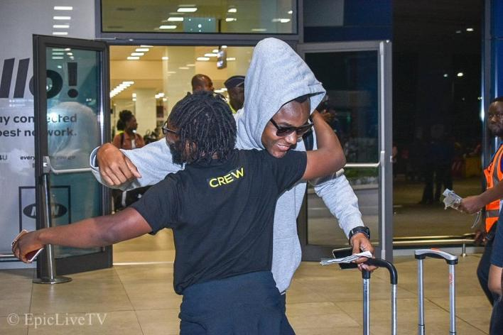 Natel, ZJ Sparks, Samini, others ready for JaGhafest 2019 tonight. Photo Credit: EpicLiveTV