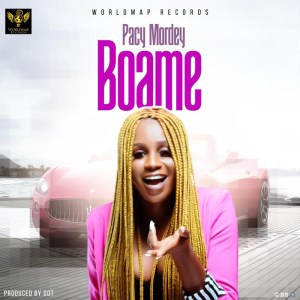 Boame by Pacy Mordey