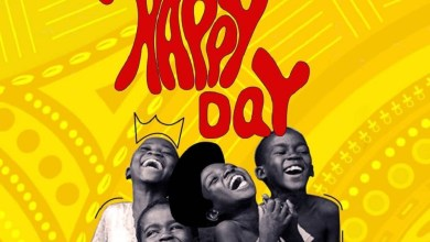 Photo of Audio: Happy Day by Reggie Rockstone feat. Nation & Epixode