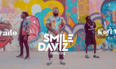 Oh Lord by Smile Daviz feat. Kofi Mole & Amerado