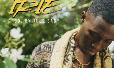 Lyrics: Irie by J.Derobie