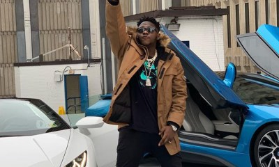 Medikal hat-tricks with soccer skills; Davido collabo; 'Omo Ada' church jam