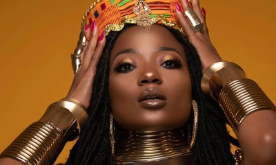 """Efya campaigns for """"Artiste Of The Decade"""" award"""