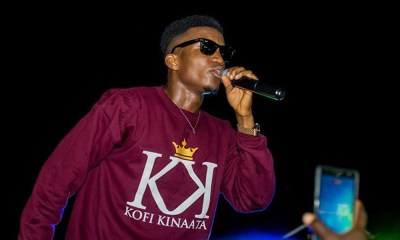 Kofi Kinaata supports MOFAD's fishing closed season