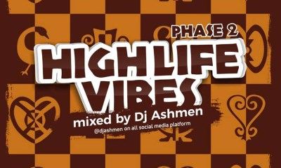 High Life Vibes Phase Two by DJ Ashmen