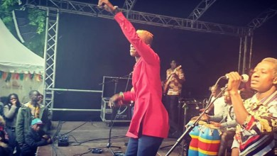 Photo of KK Fosu stuns fans at Africa Day Concert in Germany