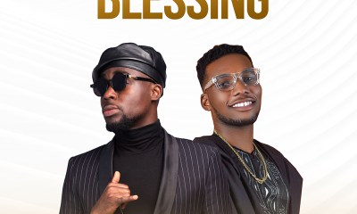 Blessing by Teephlow feat. Victor AD
