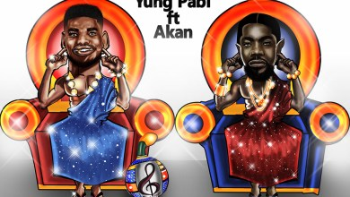 Photo of Audio: Mɛntie by Yung Pabi feat Akan