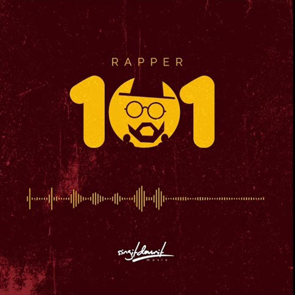 Rapper 101 by M.anifest