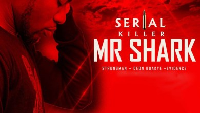 Photo of Audio: Serial Killer by Mr. Shark feat. Strongman, Deon Boakye & Evidence