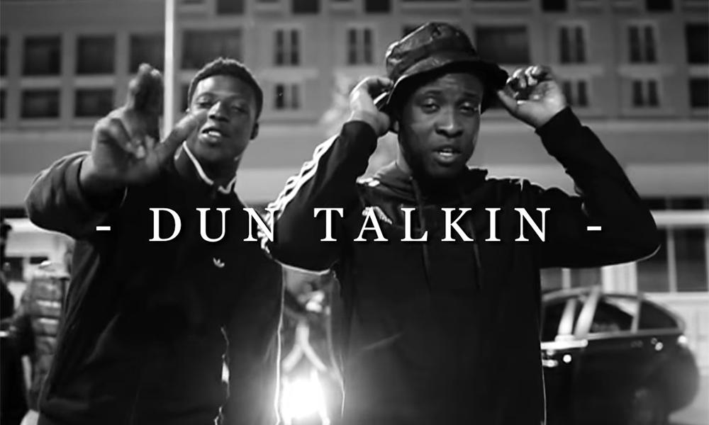 Dun Talkin by Kojo Funds & Abra Cadabra
