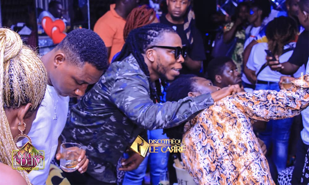Photos: The Edem Take Over begins with fans flooding the streets of Togo