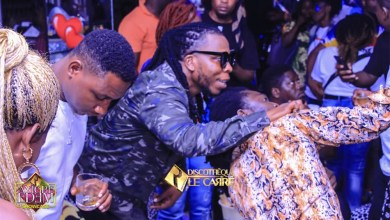 Photo of Photos: The Edem Take Over begins with fans flooding the streets of Togo