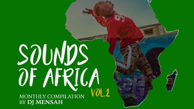 Photo of DJ Mensah drops February jam: Sounds from Africa Vol.2