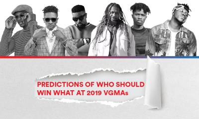 VGMA 2019: Who will win and who could win