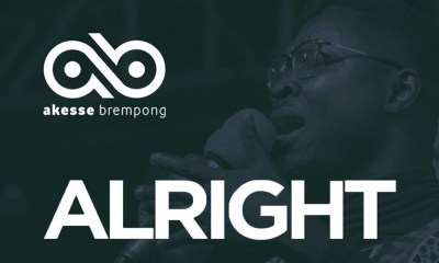 Akesse Brempong prophesies in new single release: Alright
