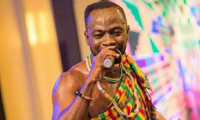 Okyeame Kwame eulogizes Sarkodie