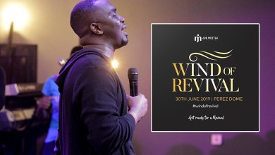 Photo of Joe Mettle to host 'Wind Of Revival' live recording