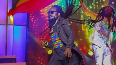 Photo of Ras Kuuku controls Reggae/Dancehall at Ghana Meets Naija