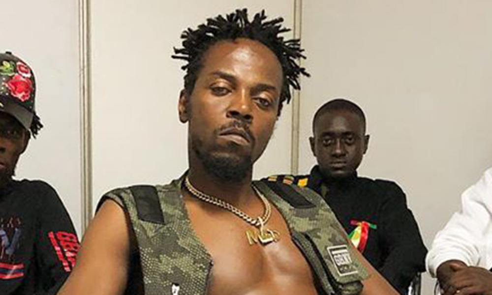 Sadiq reacts to Kwaw Kese's claims of being uncelebrated