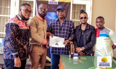 J.J Gonami signs to Aborigines Promotions for 5 Years
