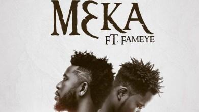 Photo of Audio: Mɛka by Bisa Kdei feat. Fameye