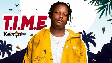 Kelvyn Boy successfully debuts Time EP