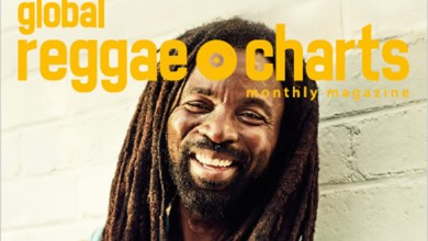 Photo of Global Reggae Charts' Artist Of The Month; Rocky Dawuni