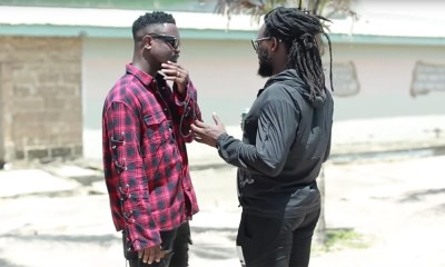 Behind The Scenes of Sarkodie's 'Legend music video