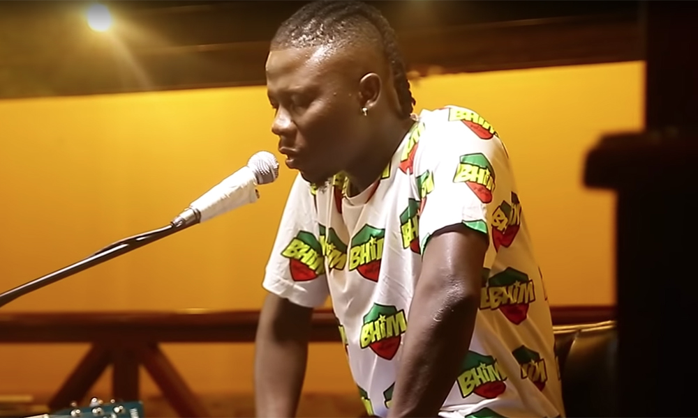 Tuff Seed (Acoustic Session) by Stonebwoy