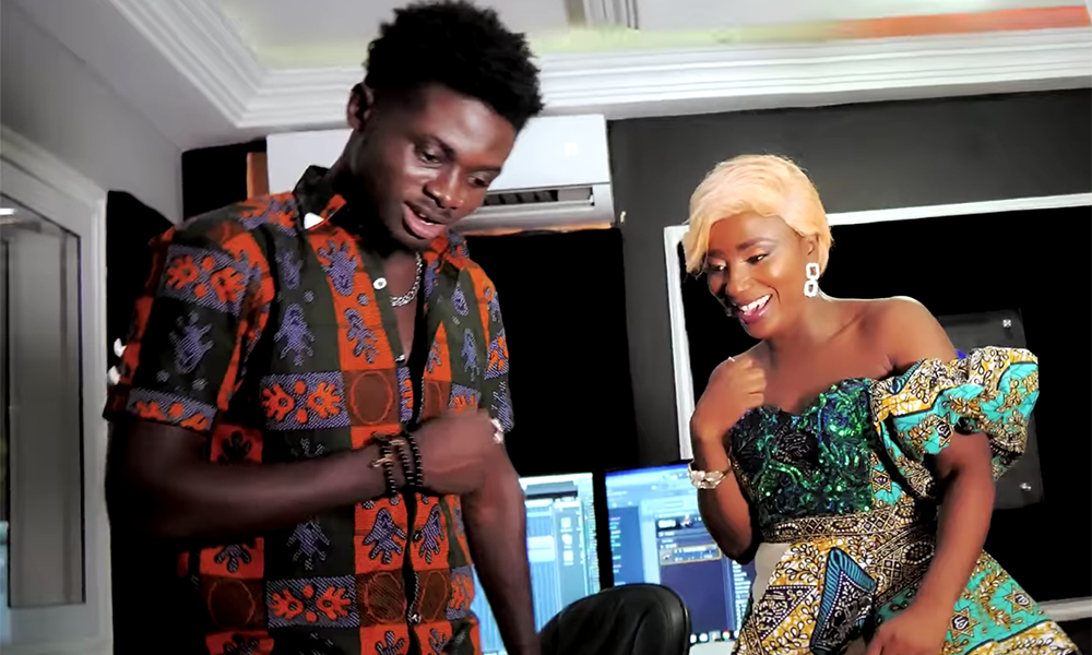 Mefre Yesu by Lady Prempeh feat. Kuami Eugene