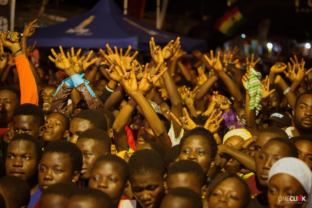 Photos: WatsUp TV & 30MinitzLive Sallah Carnival Concert