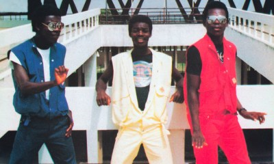 Free Youth: Ghana's first Hip hop trio of 1985