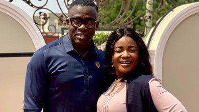 Ohemaa Mercy's husband opens up on $1m mansion gift