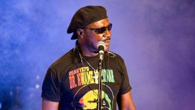 Gyedu-Blay Ambolley stuns hundreds at Stuttgart event