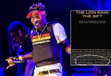 Shatta Wale features on Beyoncé's Lion King album