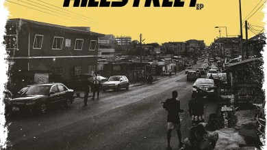 Photo of Audio: Hillstreet EP by Kwame Dame