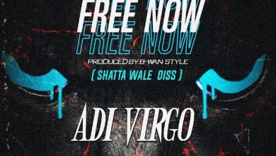 Free Now (Shatta Wale Diss) by Adi Virgo