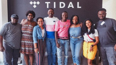 Photo of Stonebwoy visits music distribution platform, Tidal