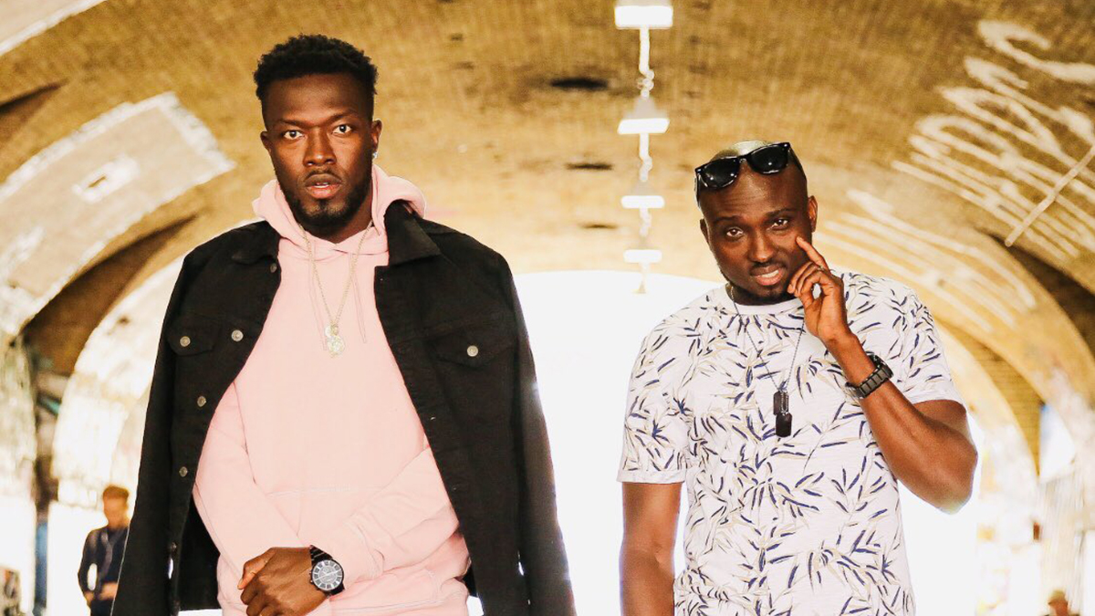 Reggie N Bollie out with 'Break It Down'