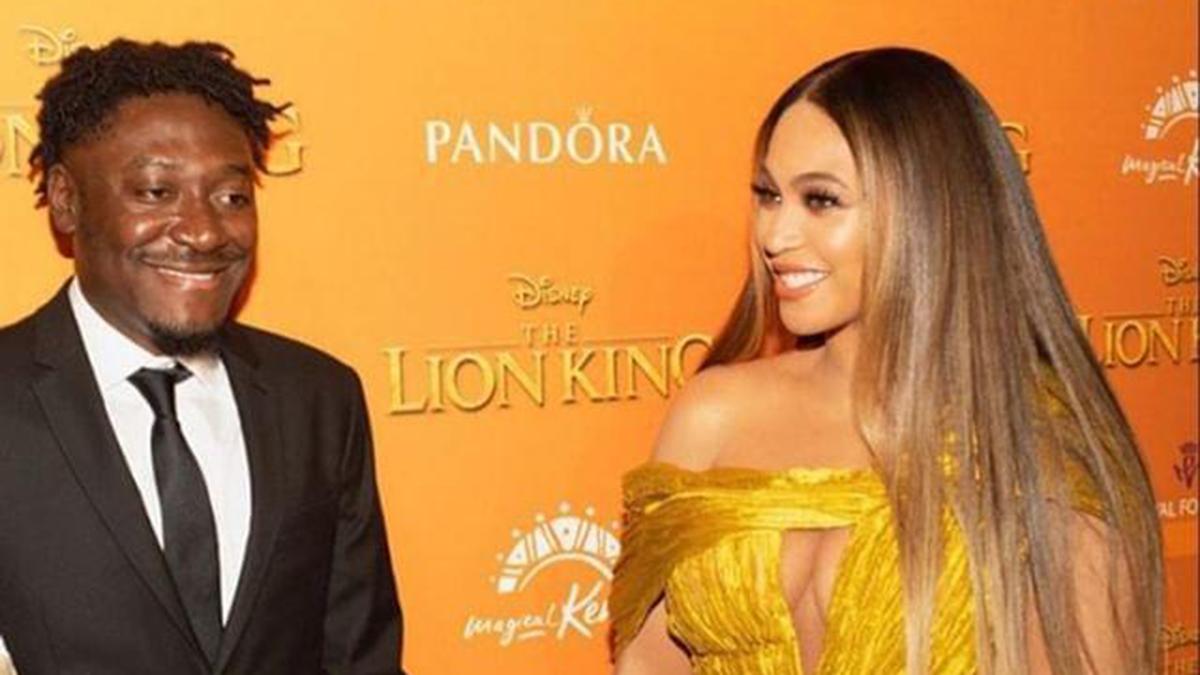 GuiltyBeatz produces 3 songs off Beyoncé's new album