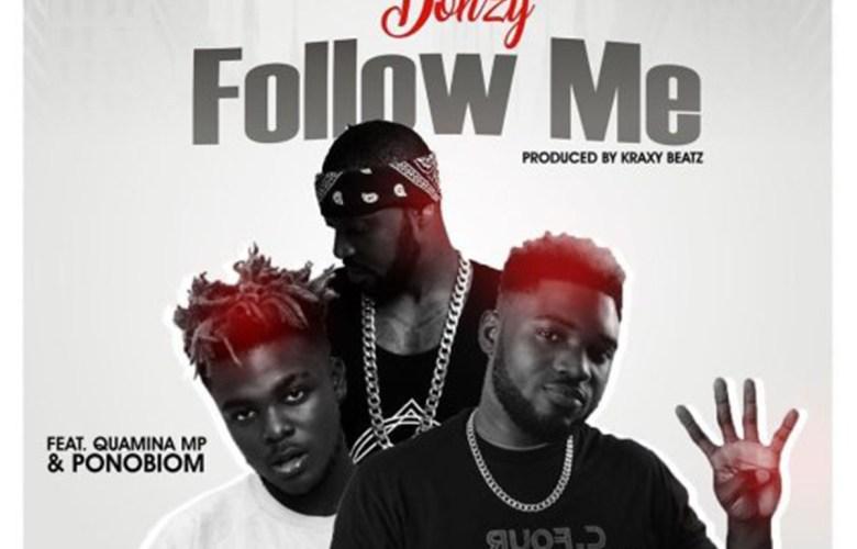 Follow Me by Donzy feat. Quamina MP & Ponobiom